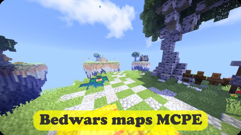 Map Bed Wars For Minecraft For Android Apk Download