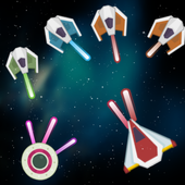 Rocket Ship Space Shooting icon
