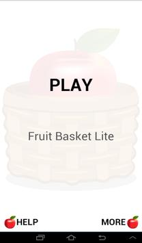 Fruit Basket Lite screenshot 5