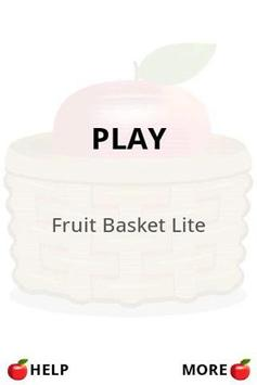 Fruit Basket Lite poster