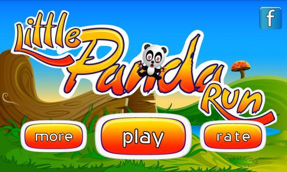 Little Panda Run poster