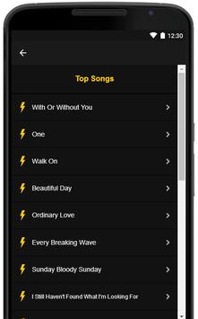 Song Lyrics Compilation Of U2!! for Android - APK Download