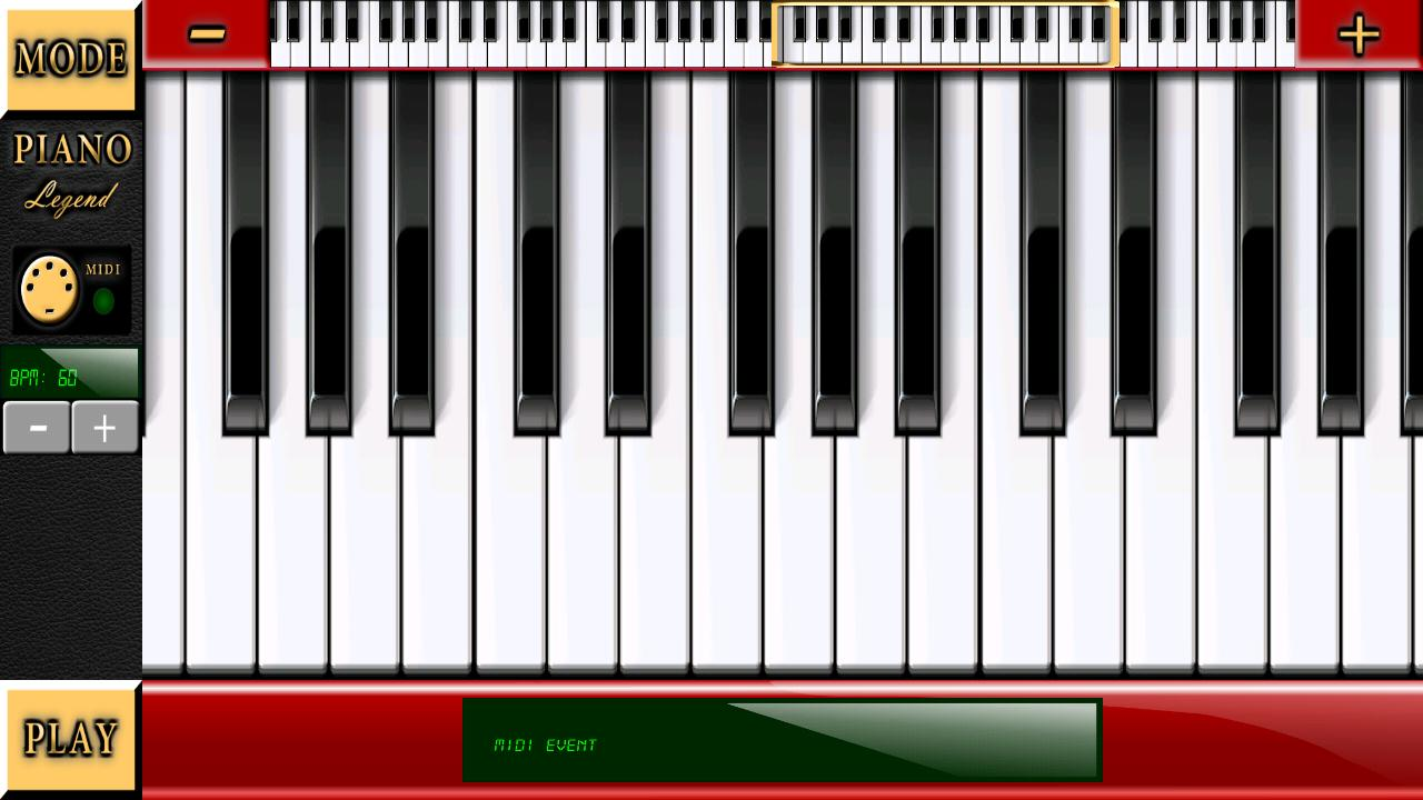 Piano MIDI for Android - APK Download