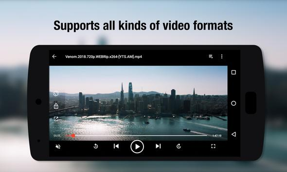 Video Player All Format - Full HD Video Player Cartaz