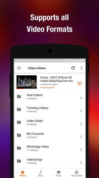 Video Player All Format - Full HD Video Player スクリーンショット 2