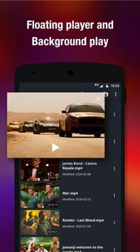 Video Player All Format - Full HD Video Player スクリーンショット 3
