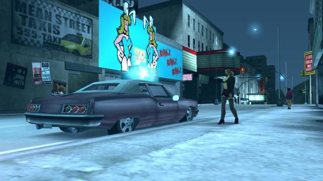 Grand Theft Auto III تصوير الشاشة 2
