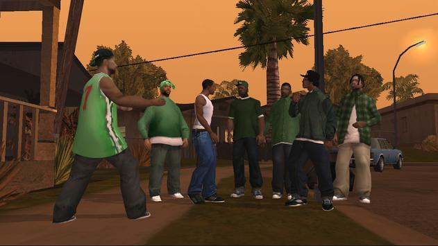 Grand Theft Auto: San Andreas screenshot 2