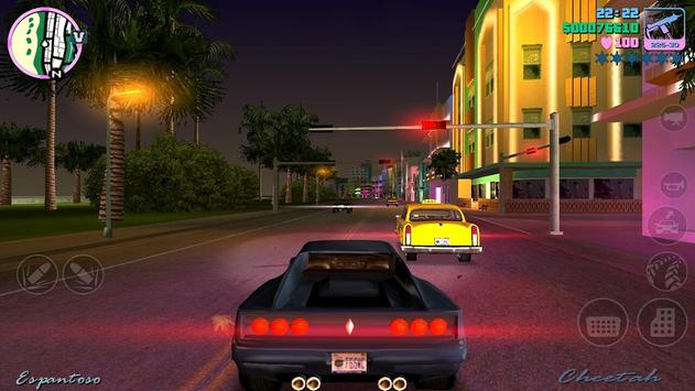 Grand Theft Auto: Vice City الملصق