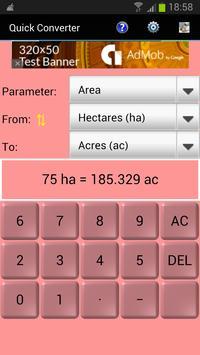 Quick Converter screenshot 5