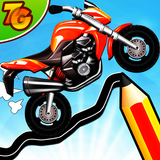 Road Draw 2: Moto Race