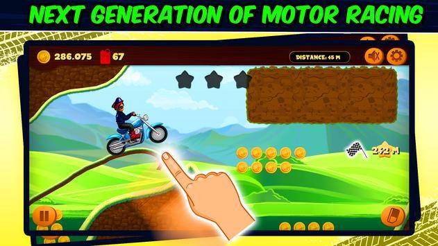 Road Draw 2: Moto Race الملصق