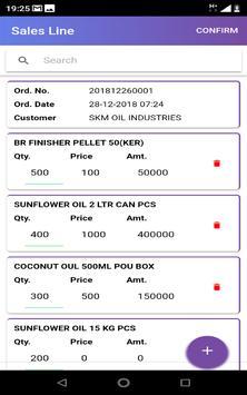 SKM Oil screenshot 2