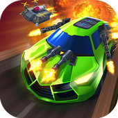 Road Rampage: Racing & Shooting to Revenge アイコン