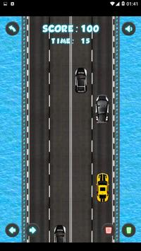 Road Racer car screenshot 2