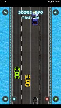 Road Racer car screenshot 4