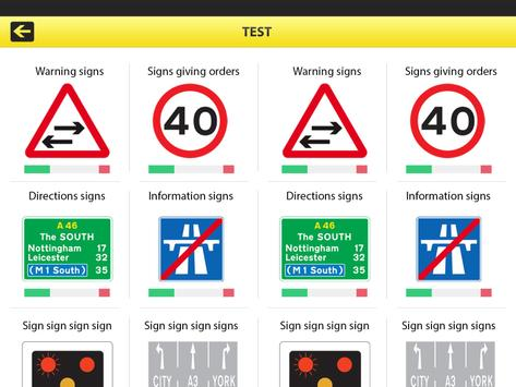Road Traffic Signs UK screenshot 6