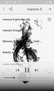 maroon 5 best songs poster