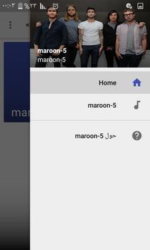 maroon 5 best songs screenshot 3