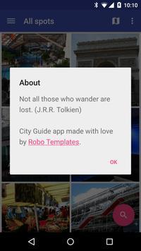 City Guide screenshot 7