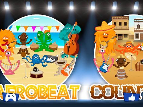 Niños Juegos de Piano captura de pantalla 4