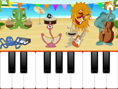 Kids Piano Melodies screenshot 6