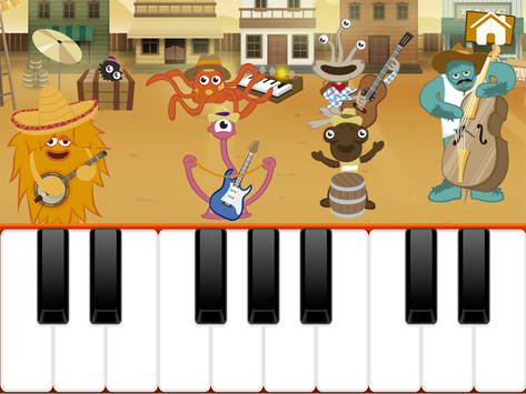 Kids Piano Melodies screenshot 9