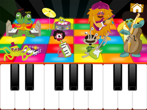 Kids Piano Melodies screenshot 12