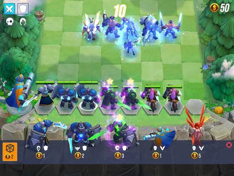 Hero Chess: Teamfight Auto Battler screenshot 7