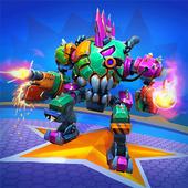 Star Robots. Fun Multiplayer TPS Shooter أيقونة
