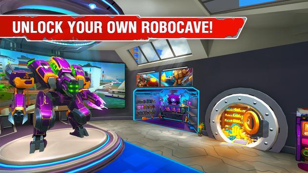 Star Robots. Fun Multiplayer TPS Shooter الملصق