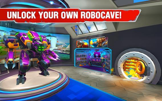 Star Robots. Fun Multiplayer TPS Shooter تصوير الشاشة 6