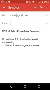 Provérbios Bíblicos Feminino screenshot 7
