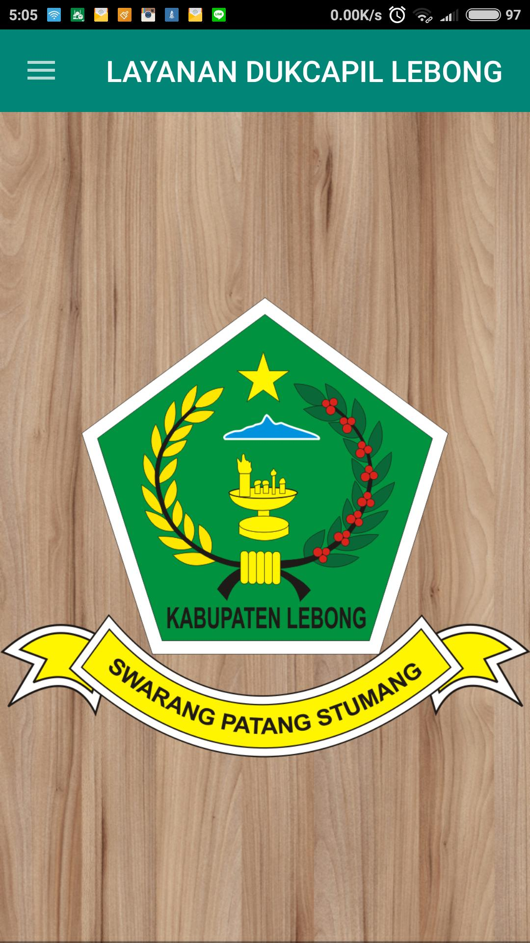 Layanan Dukcapil Lebong For Android Apk Download
