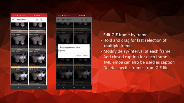 GIF Player - OmniGIF screenshot 6