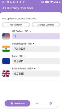 All Currency Converter Pro Poster