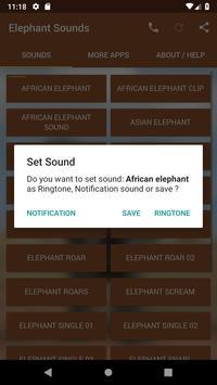 Elephant Sounds screenshot 1