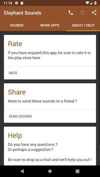 Elephant Sounds screenshot 2
