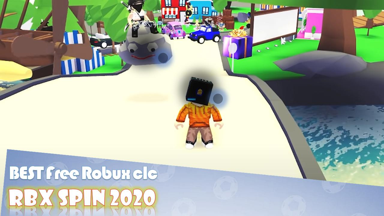 New Free Robux Counter Rbx Spin 2020 For Android Apk