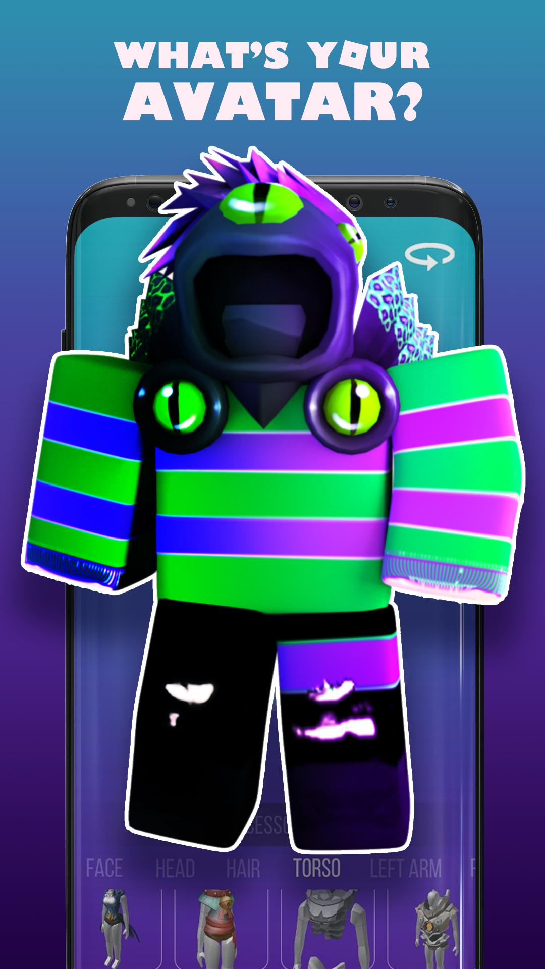 Roblox Face Maker Free Avatars Maker For Roblox Platform For Android Apk Download