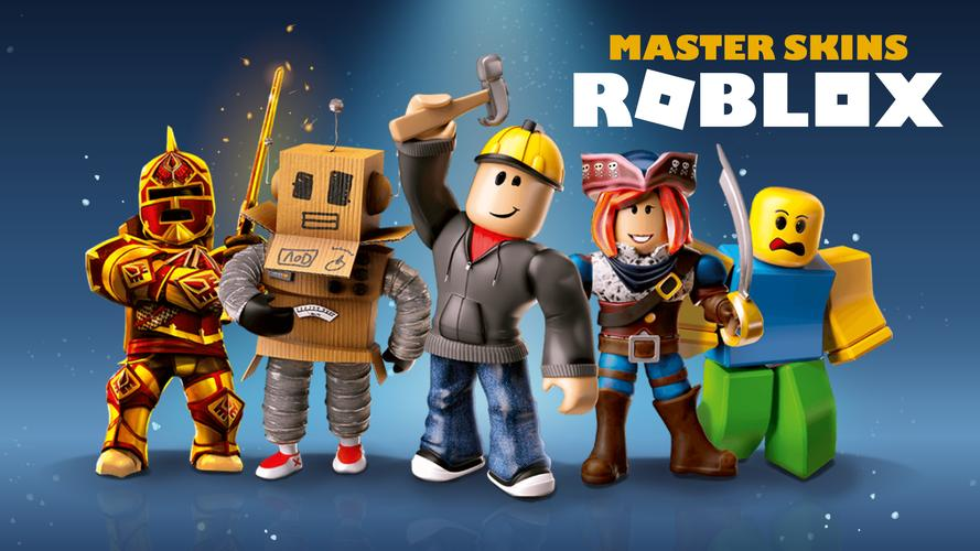 Master Skins For Roblox For Android Apk Download