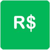 Free Robux Calc ícone