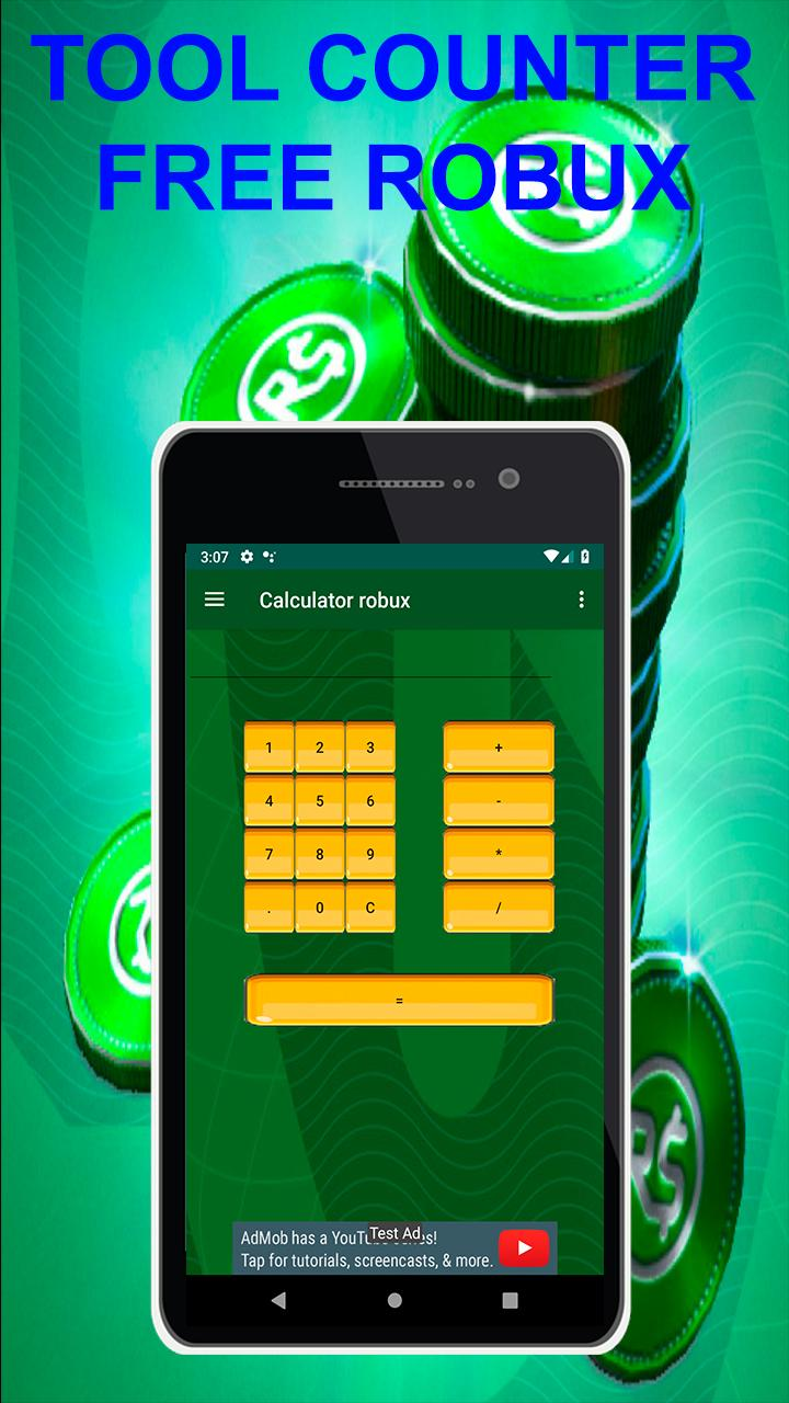 Free Robux Calculator For Roblox Guide For Android Apk Download