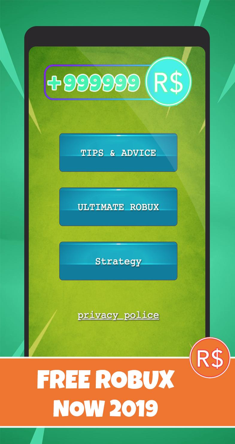 Free Robux Pro - Get Robux Free Tips Pro for Android - APK Download
