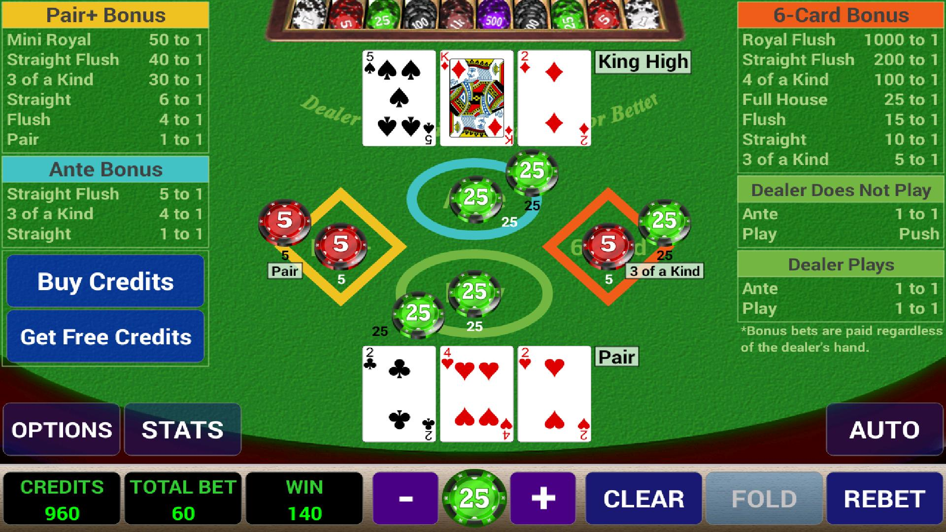 Ace 3-Card Poker poster