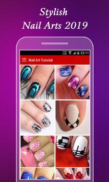Unique Nails Style, Arts & Design 2k19 poster