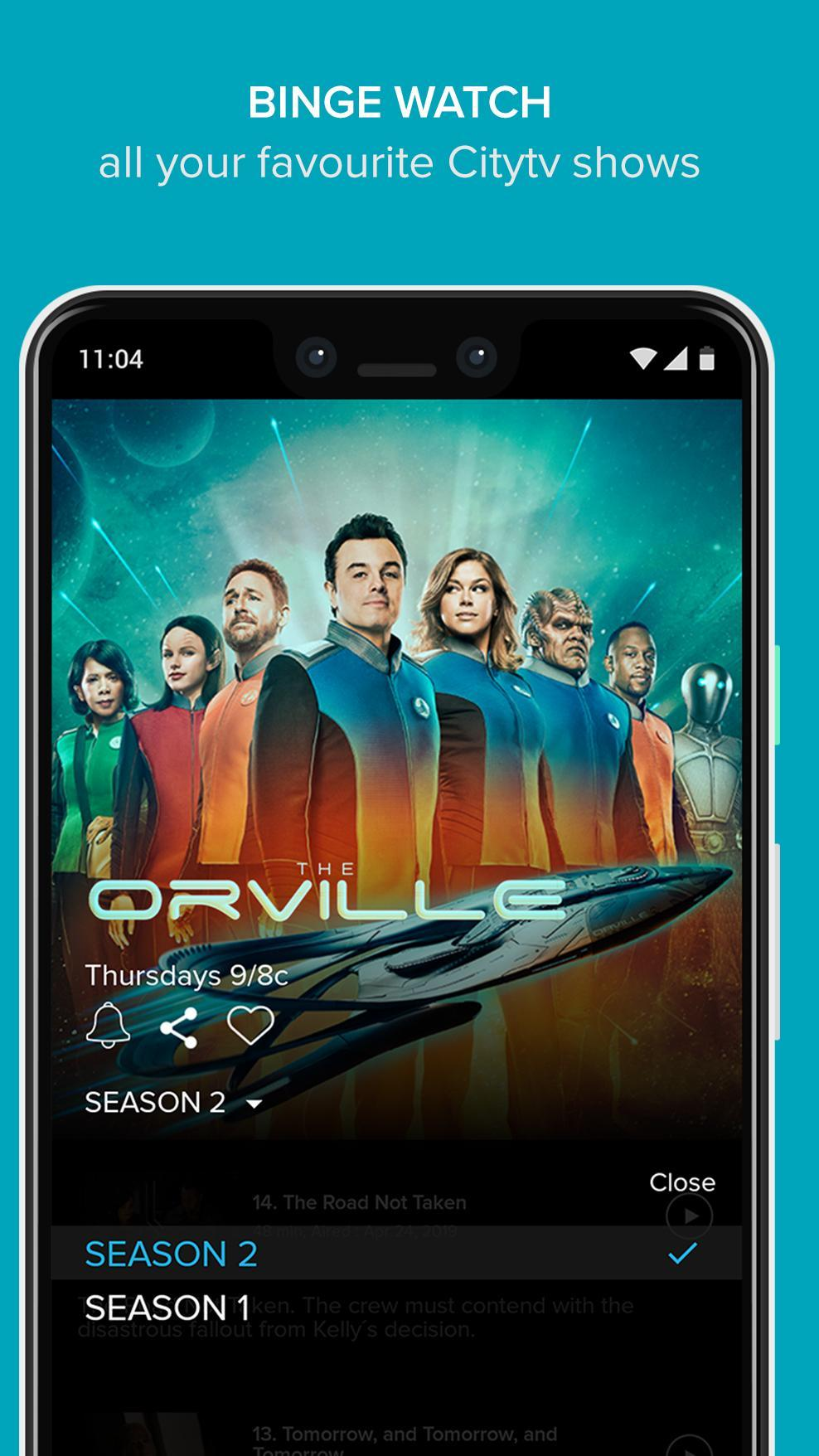 Citytv Video for Android - APK Download