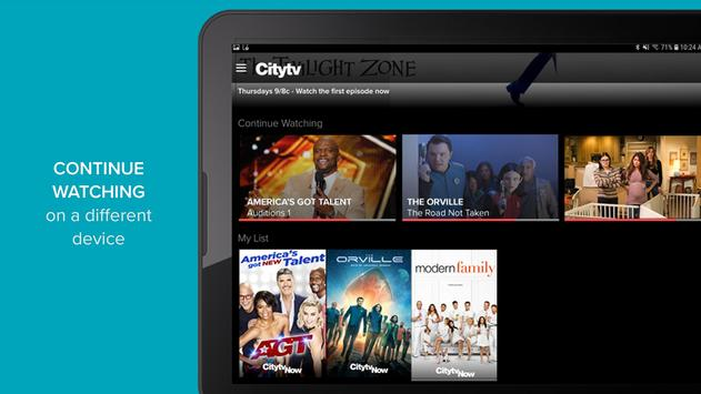 Citytv Video ảnh chụp màn hình 5