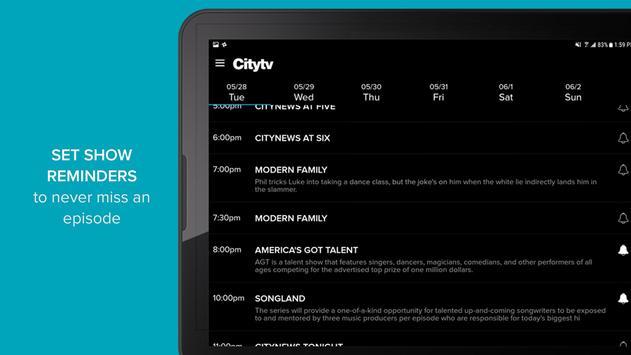 Citytv Video ảnh chụp màn hình 8