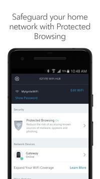 Rogers Ignite WiFi Hub screenshot 5